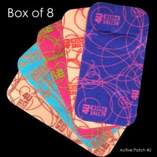 Pack of 8 Active Patch 4U