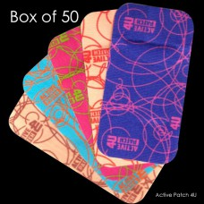 Pack of 50 Active Patch 4U