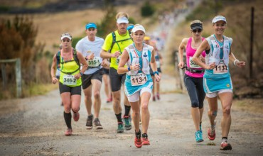 Salomon Ladies Team for the Pronutro African X 2015